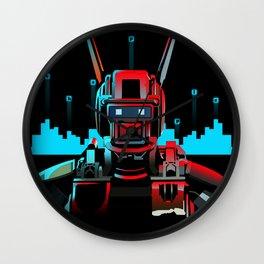 Chappie Wall Clock
