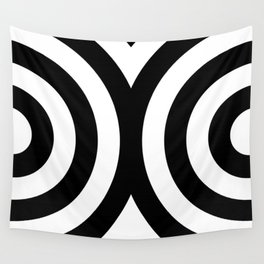 Twins Wall Tapestry