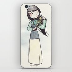 Mulan iPhone & iPod Skin
