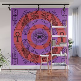 EyepopEye Wall Mural