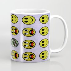 Attack of the Zombie smiley! Mug
