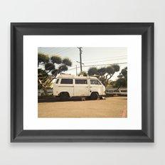 Vanlife  Framed Art Print