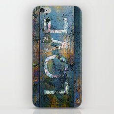 Rough Love iPhone & iPod Skin