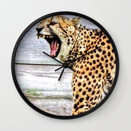 Growl Power Wall Clock