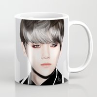 exo Mugs featuring A Contrast by TheRmickey