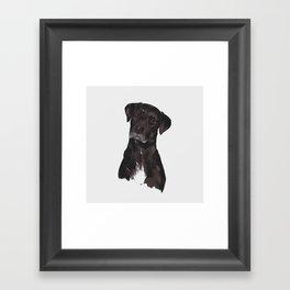 Samson Framed Art Print