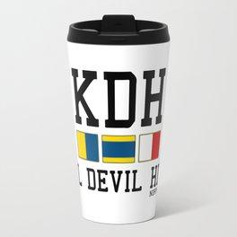 Kill Devil Hills - North Carolina. Travel Mug