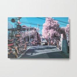 5cm a Second Metal Print