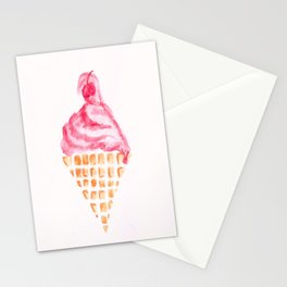 ICECREAM Stationery Cards
