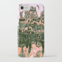 Discovering what is arround V iPhone Case
