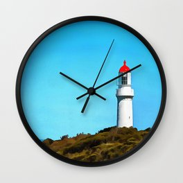 Cape Schanck Wall Clock