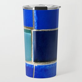 Blue Hues Travel Mug