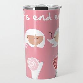 Let's End Endo Travel Mug