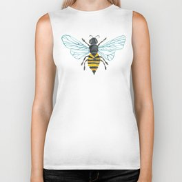 Honey Bee Biker Tank