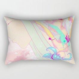 Daoko Girl Rectangular Pillow