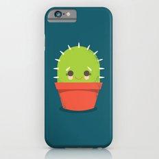 Kawaii Cactus Dude Slim Case iPhone 6s