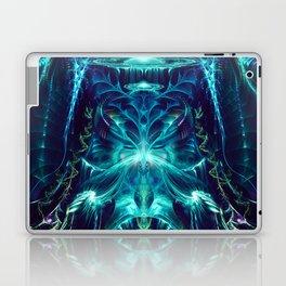 Platea - Fractal Manipulation - Visionary Art - Manafold Art Laptop & iPad Skin