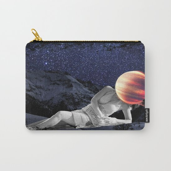 The Universe Girl Carry-All Pouch