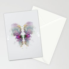 Inknograph III - Ink Blot Art Stationery Cards
