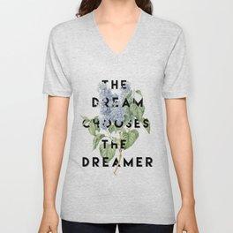 Strange the Dreamer Unisex V-Neck