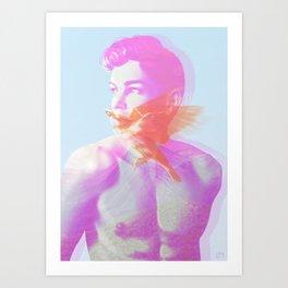 SOÑAR DESPIERTO Art Print
