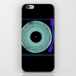 Wheels of Steel iPhone Skin