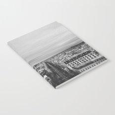 Black and White Paris Notebook