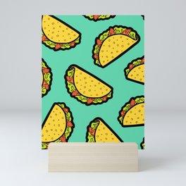 It's Taco Time! Mini Art Print