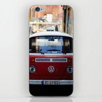 vw iPhone & iPod Skins featuring Vw T1 by Nechifor Ionut