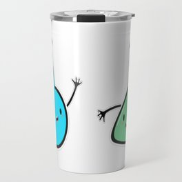I'm A Chemist I Have All The Solutions Travel Mug
