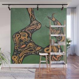 Dragon's Breath Wall Mural