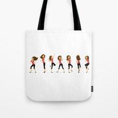 Dance Like No One's Watching Tote Bag