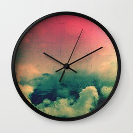 Venus Fly Wall Clock