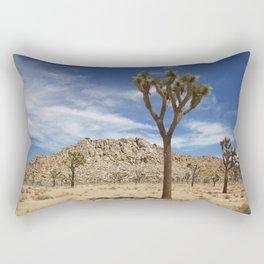 Desert Landcape 3 Rectangular Pillow