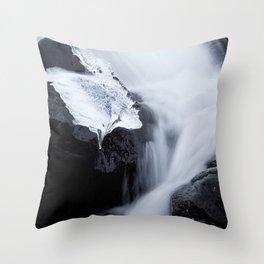Melt Away Throw Pillow