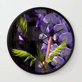 Sproing Has Sprung! Wall Clock