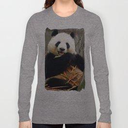 Munching Pandas Long Sleeve T-shirt