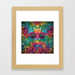 LAMONO Framed Art Print