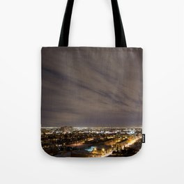 City Nights. Tote Bag