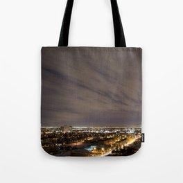 City Nights. Tote Bag