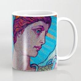 Minerva Goddess Of Wisdom Coffee Mug