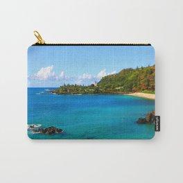Waimea Bay ... By LadyShalene Carry-All Pouch