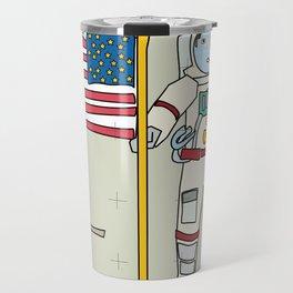 Moon Astronaut 1969 Travel Mug