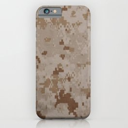 Deserts iPhone Case