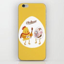 Chickasso iPhone Skin