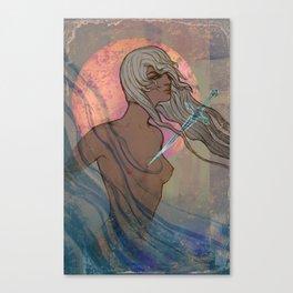 Don't fear Canvas Print