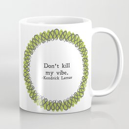 Floral - My Vibe Coffee Mug