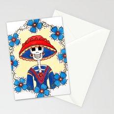 Catrina Doña Amelia Stationery Cards