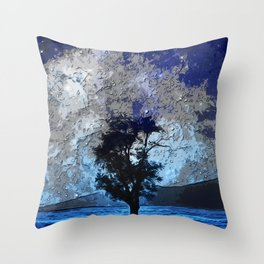 Beauty of the Universe Throw Pillow