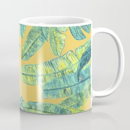 orange tropical daze Coffee Mug